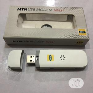 4g/3g LTE MTN USB Modem Mf831 for All Networks | Networking Products for sale in Lagos State, Ikeja