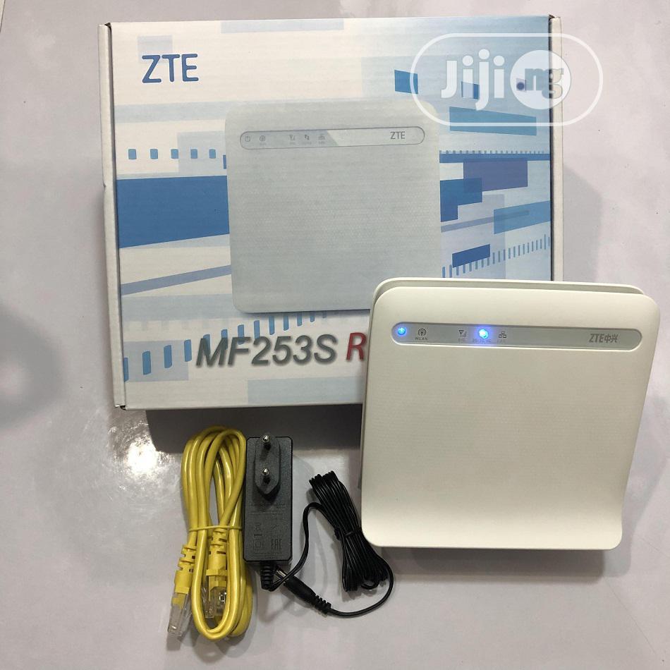 ZTE 4G LTE Router for Ntel,Airtel,Swift,Spectranet, 9mobile