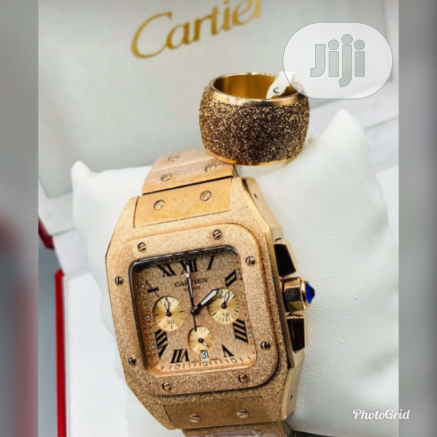 Cartier Wrist Watch | Watches for sale in Surulere, Lagos State, Nigeria
