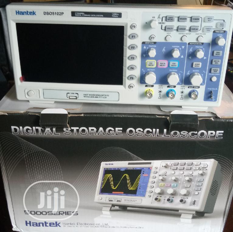 Archive: Oscilloscope 5000 Mhz