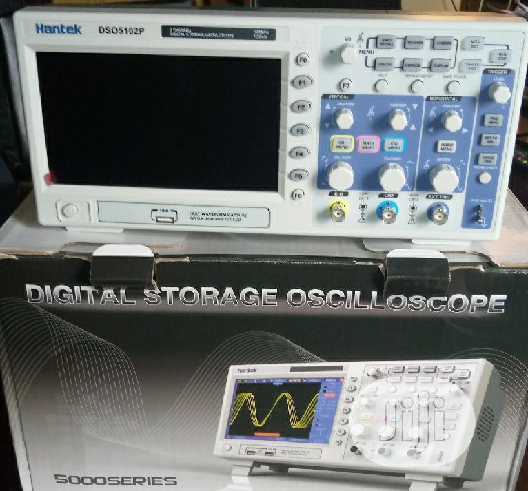 Archive: Oscilloscope 100mhz