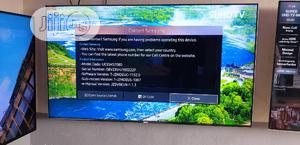 Flat Samsung Tv 55 Inches | TV & DVD Equipment for sale in Lagos State, Ojo