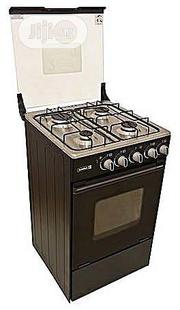 Scanfrost 4-burner Gas Cooker CK-5400 NG - Black... | Kitchen Appliances for sale in Lagos State, Lagos Island