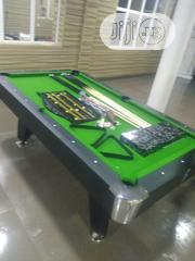 7ft Snooker Pool Table With Acessories | Sports Equipment for sale in Ekiti State, Ado Ekiti