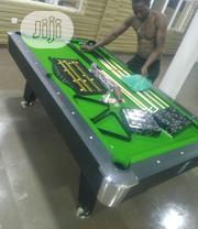 7ft Snooker Pool Table With Acessories | Sports Equipment for sale in Enugu State, Nkanu East
