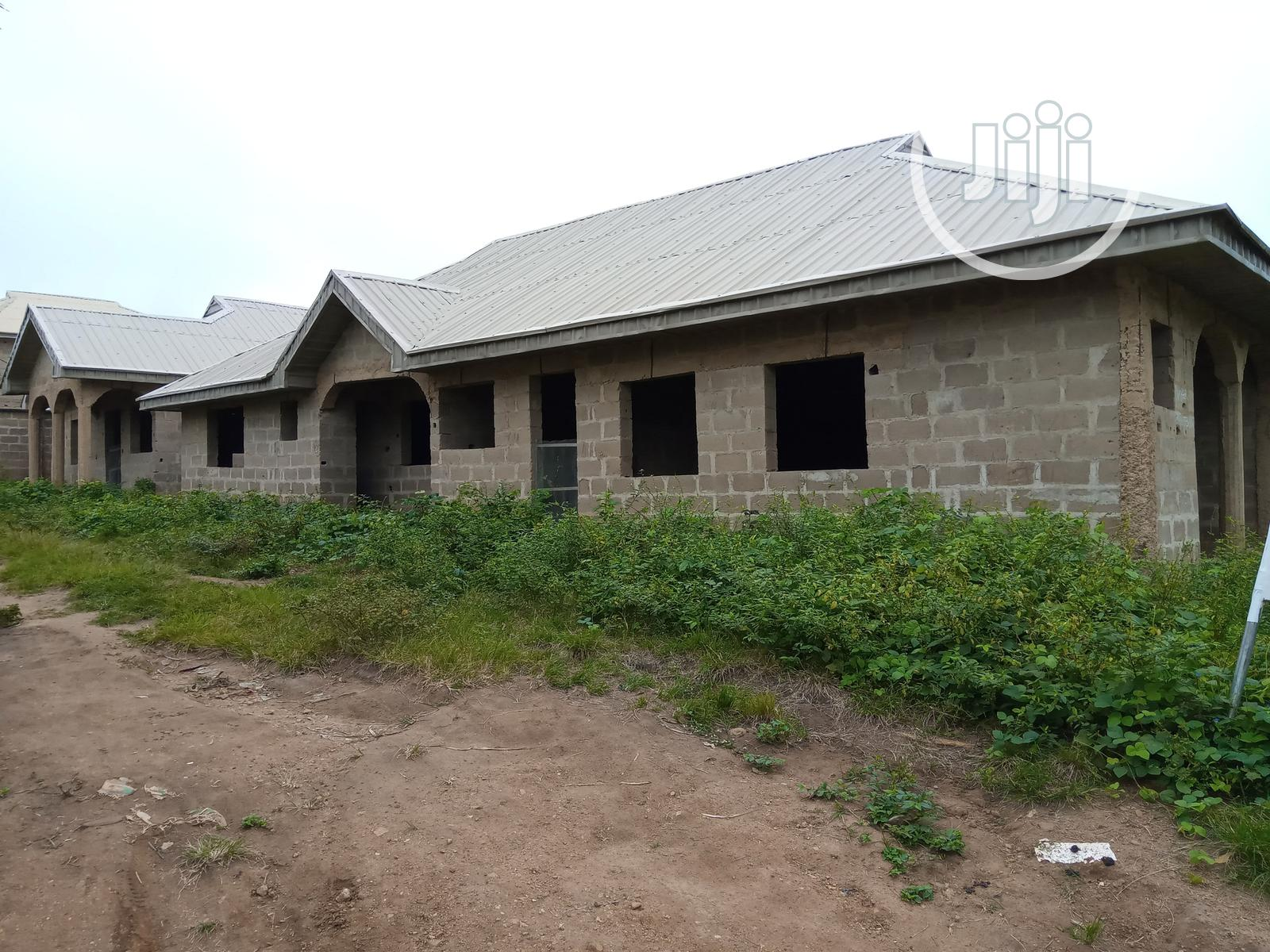2 Plot of Land With 3 Uncomplited Building | Houses & Apartments For Sale for sale in Ido, Oyo State, Nigeria