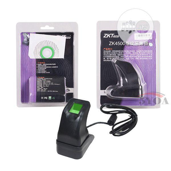 Zkt 45000 USB Fingerprint Reader