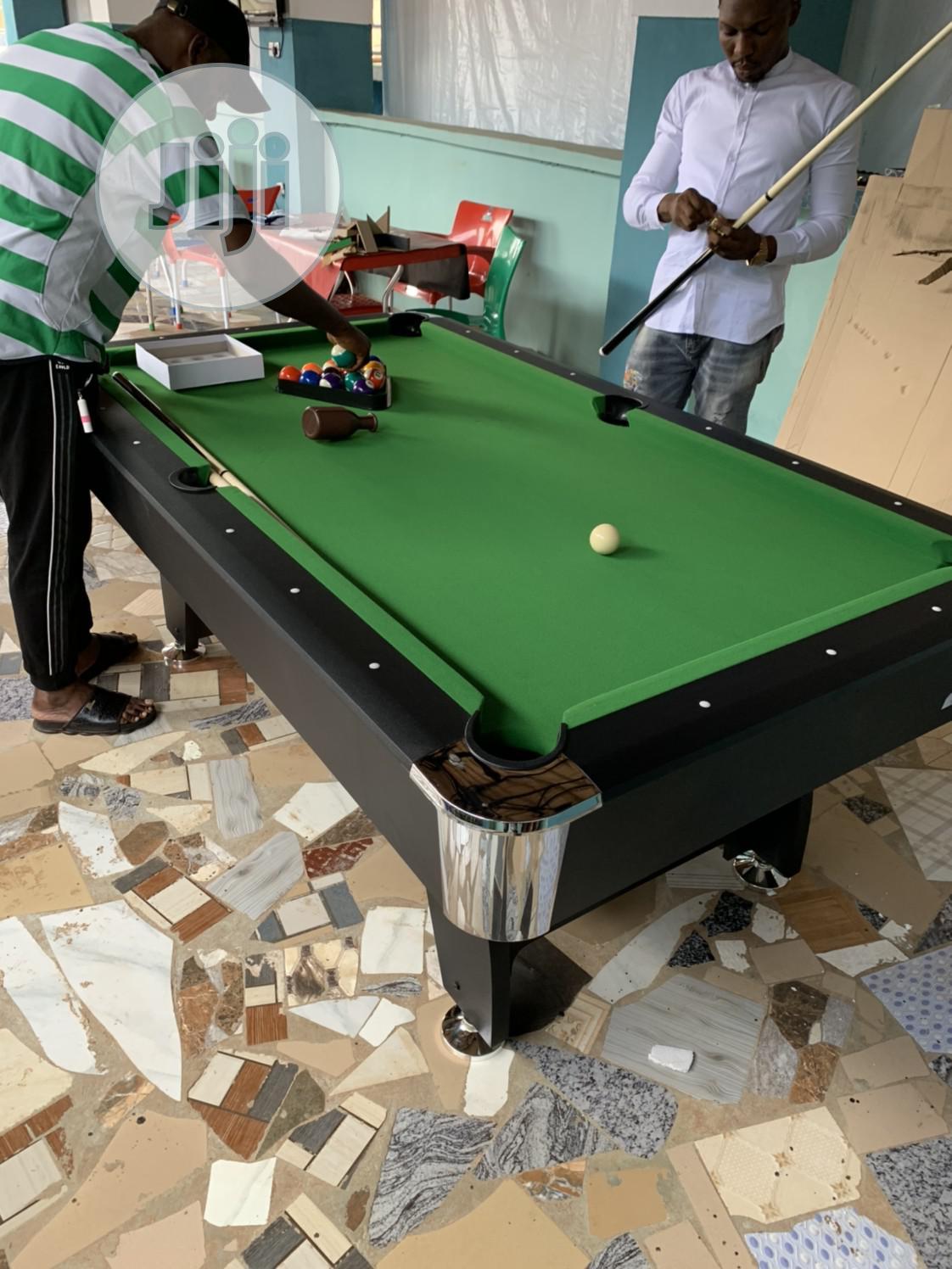 Standard Snooker Board