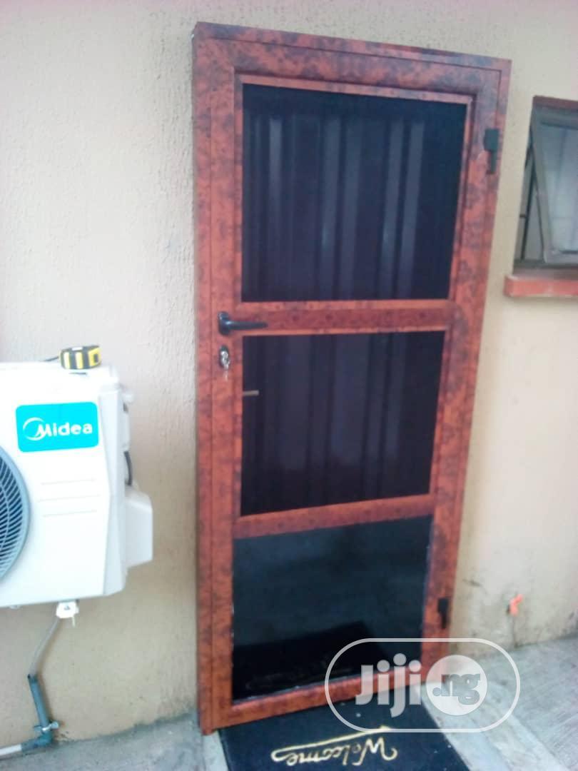 Front Net Door