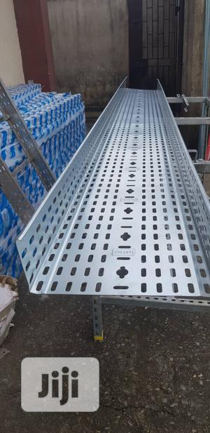 300mx100m Cable Trays 3meter Long   Electrical Equipment for sale in Lagos State, Lagos Island (Eko)