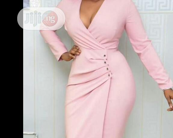 New Ladies Fitted Gown