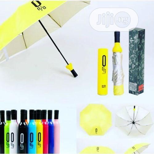 Bottle Shaped Umbrella | Clothing Accessories for sale in Lagos Island (Eko), Lagos State, Nigeria