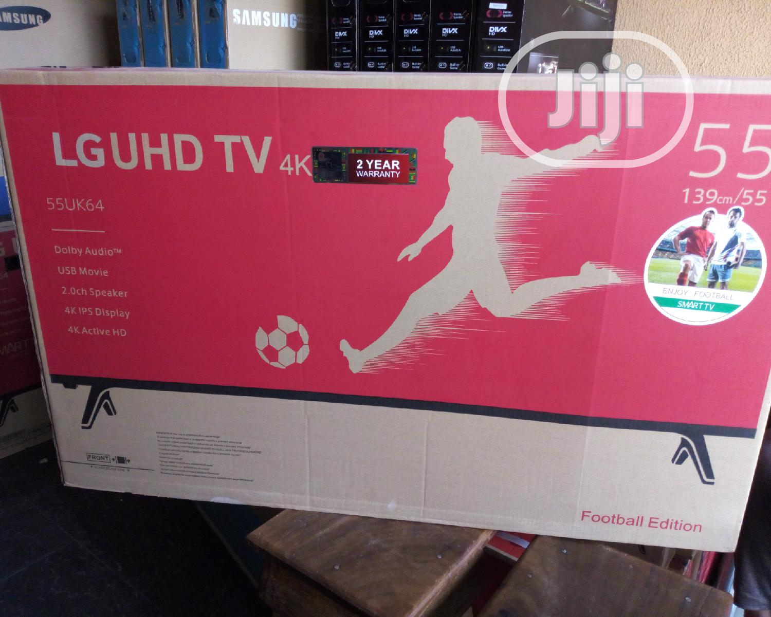 Archive: LG Smart Television 55 Inches