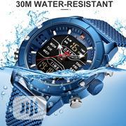 NAVIFORCE Men's Waterproof Multifunction Digital Military Sports Watch | Watches for sale in Lagos State, Surulere