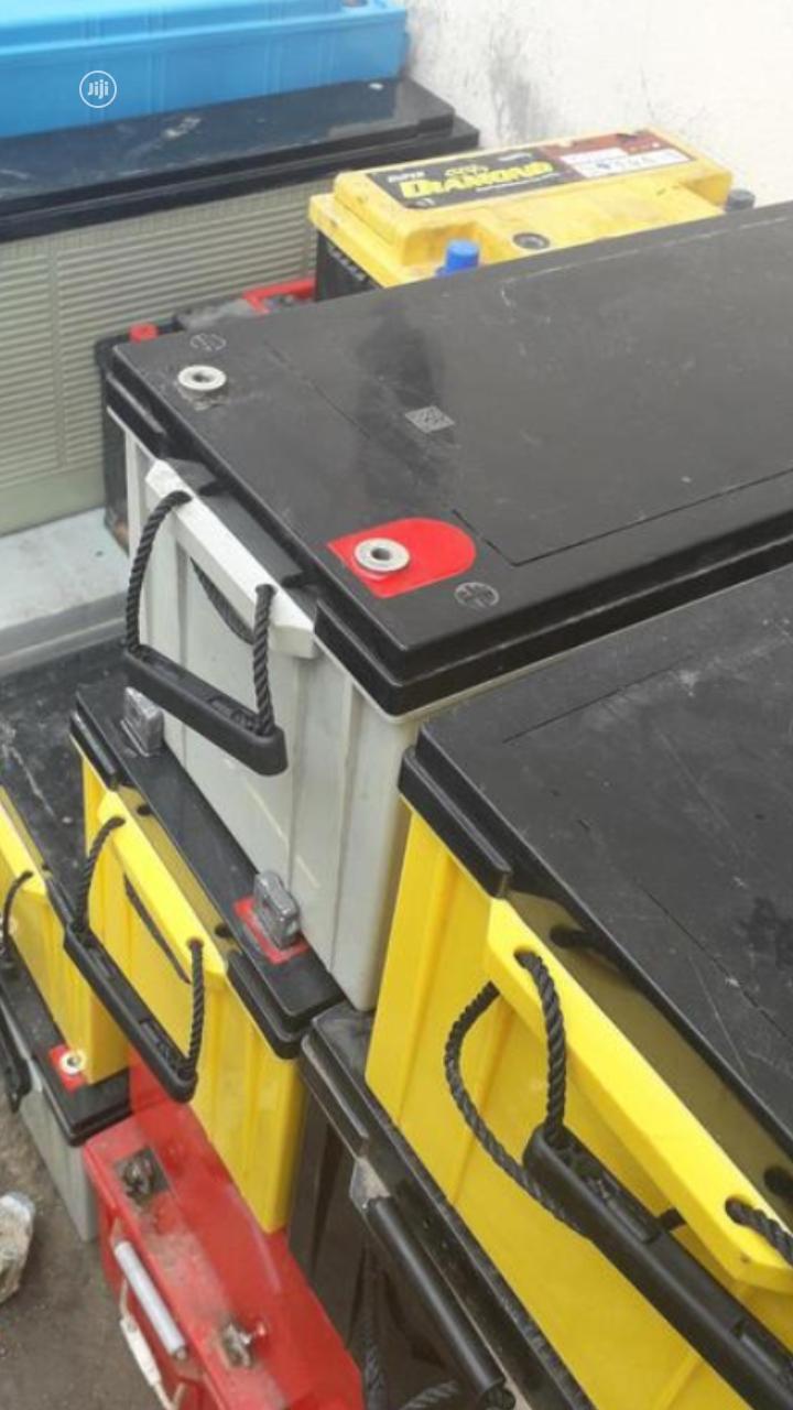 Buyer Condemned Solar Batteries