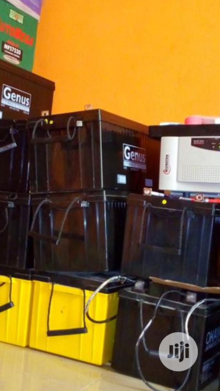 Buyer Condemned Solar Batteries | Building & Trades Services for sale in Gwarinpa, Abuja (FCT) State, Nigeria