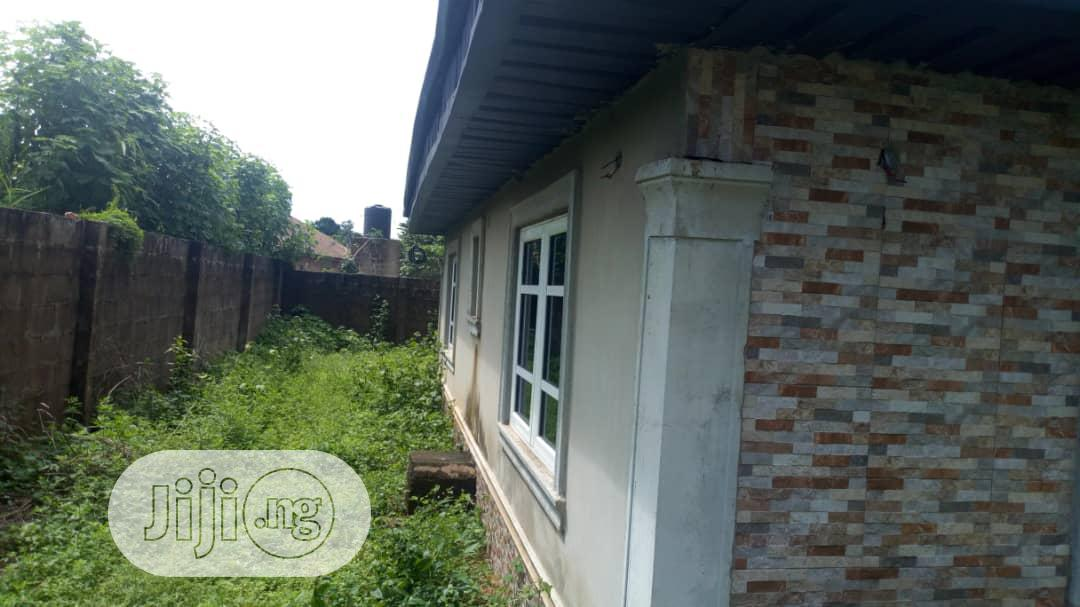 Archive: An Uncompleted Duplex, Security Guard House With 3bedroom Flat.