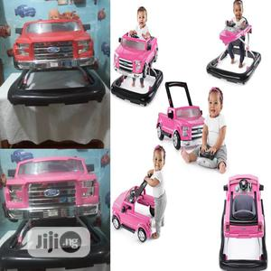 Tokunbo 3in1 Activity Baby Walker Car Ford F150 | Children's Gear & Safety for sale in Lagos State, Ikeja