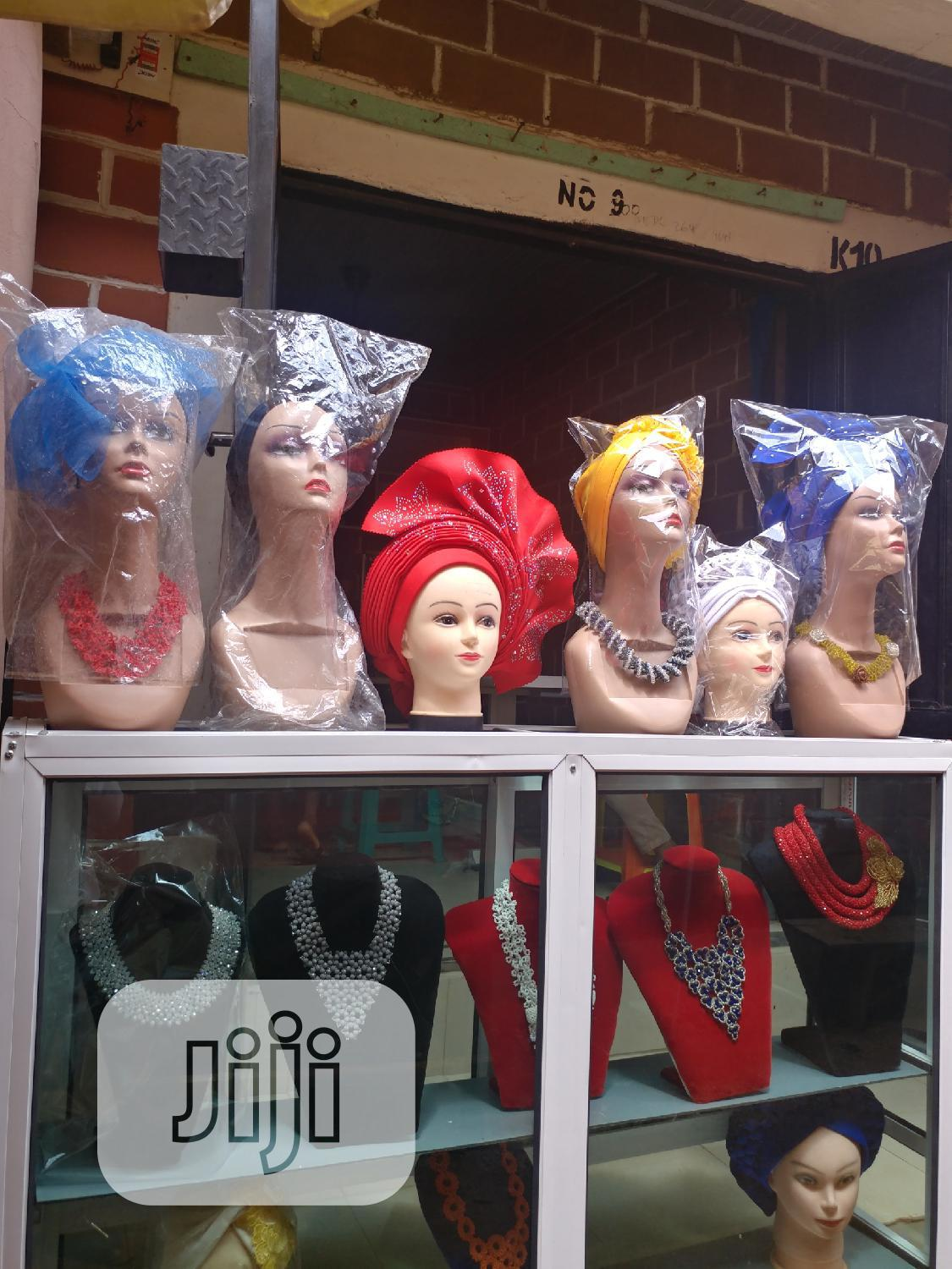 Ur Casual,Ocassional, Traditional Beads, Turbans, Auto-gele, Facinator | Clothing Accessories for sale in Kubwa, Abuja (FCT) State, Nigeria