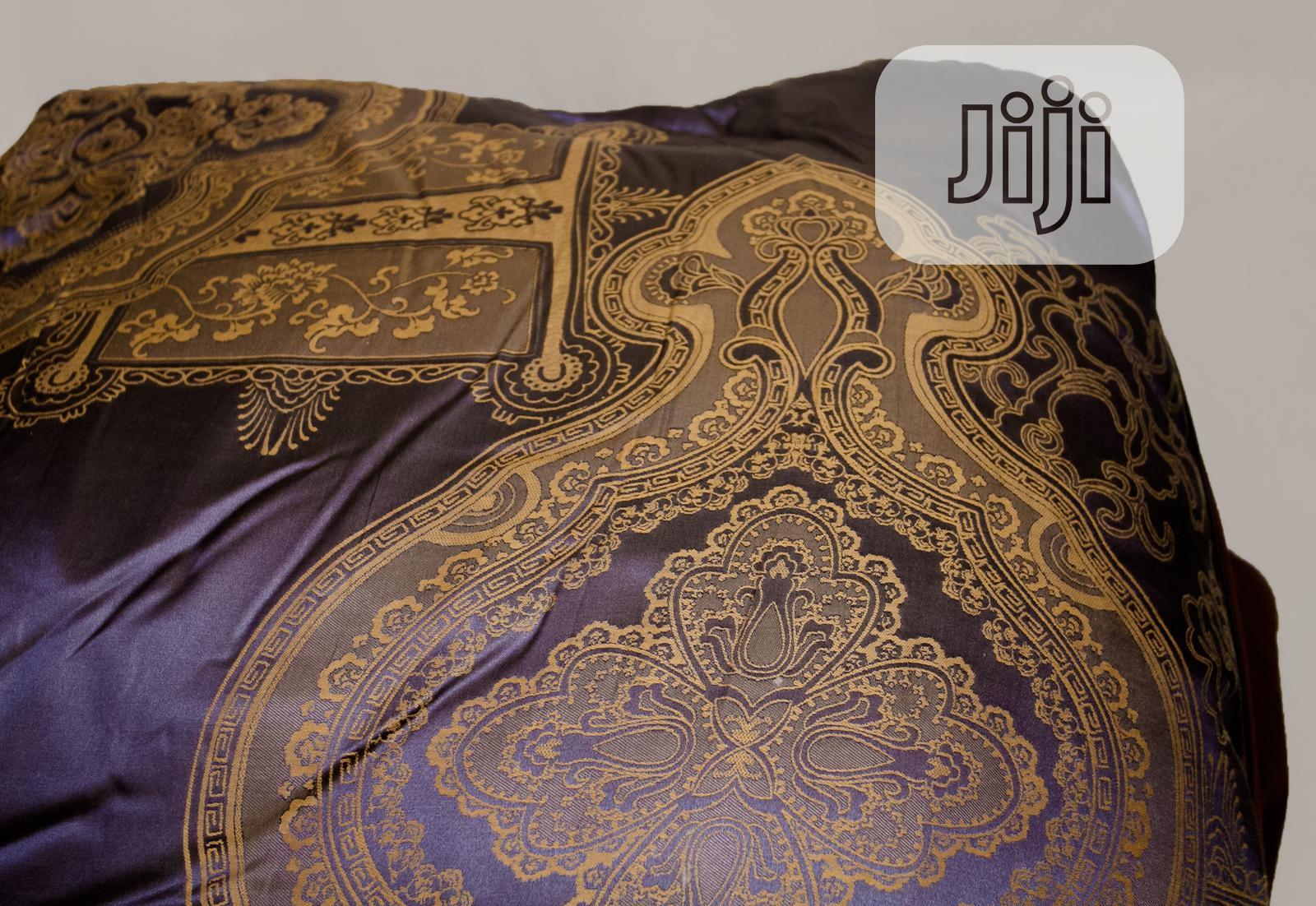 YULAN Luxury 9 Pcs Comforter Bed Set