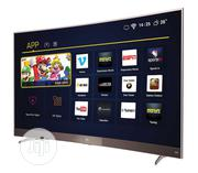 """✓ Brand TCL 55""""Inchs Curve Uhd 4K Smart Internet Android TV + Wi-fi ✓ 