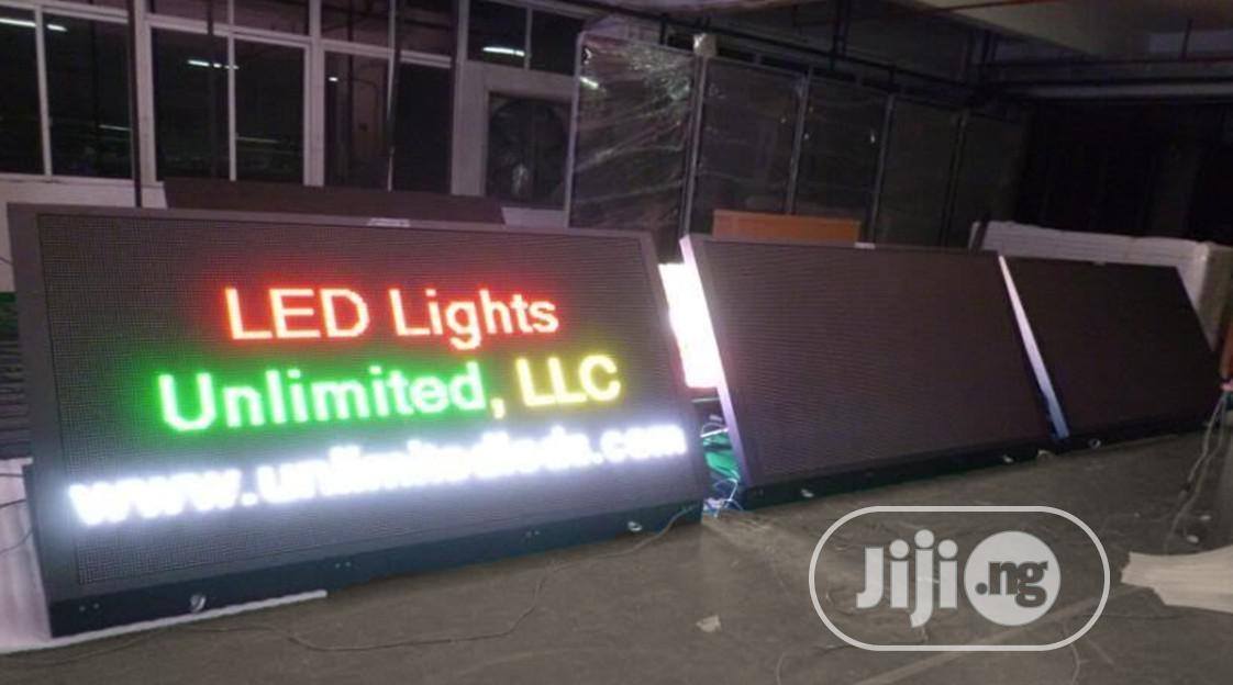 LED Digital Billboard Signages | Printing Services for sale in Lekki, Lagos State, Nigeria