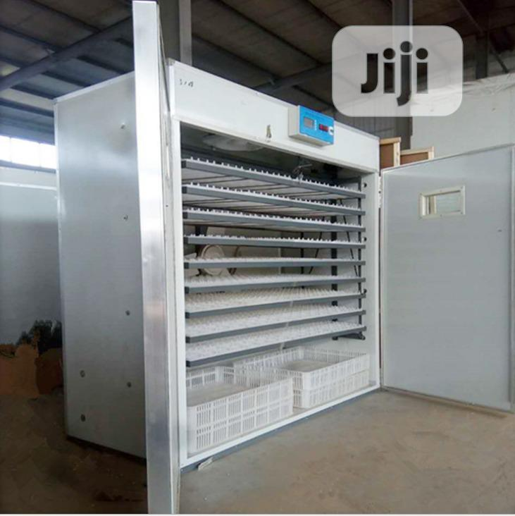 5000 Capacity Automatic Incubator | Farm Machinery & Equipment for sale in Ibadan, Oyo State, Nigeria