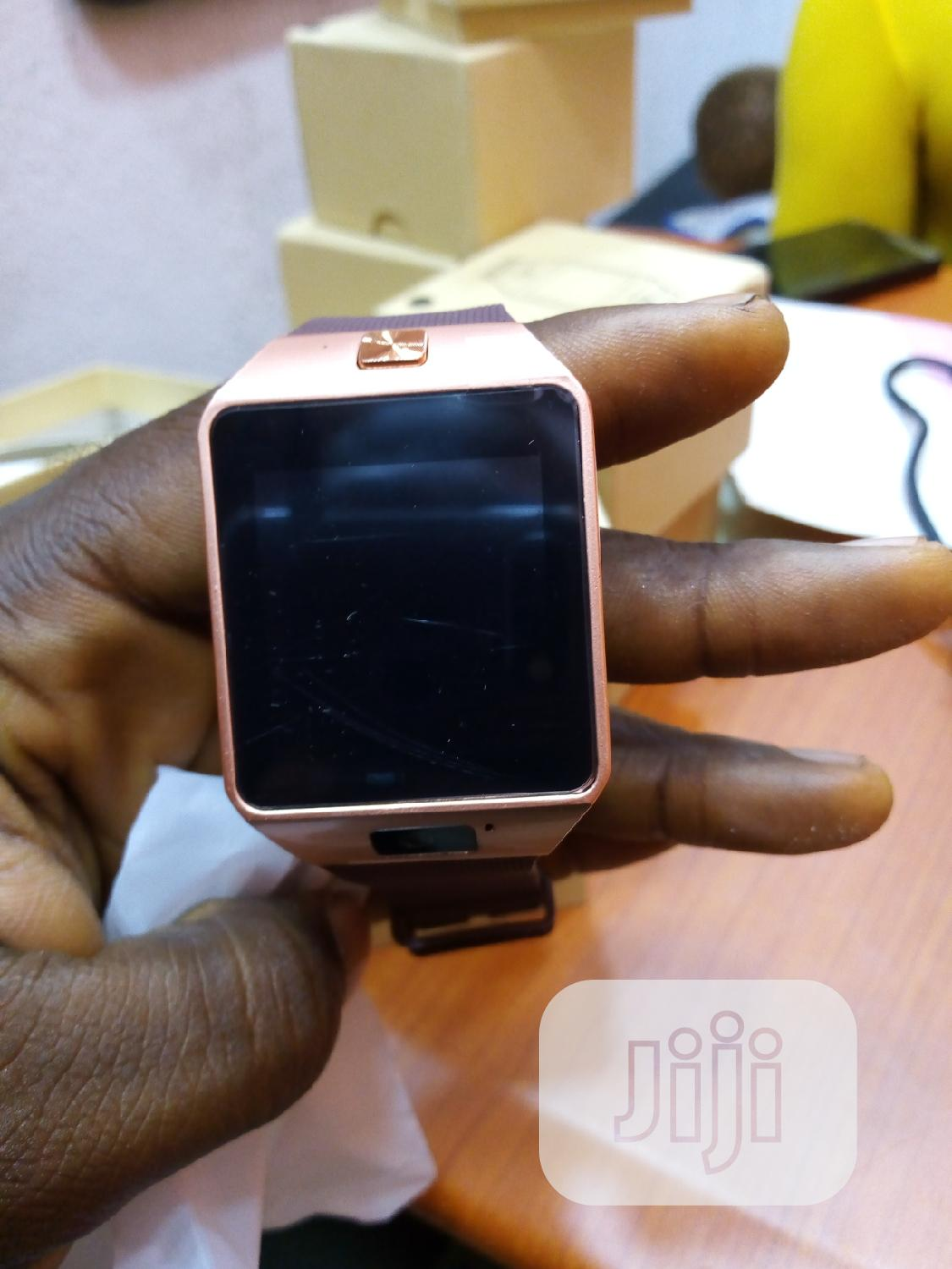 Android Smart Watch | Smart Watches & Trackers for sale in Ikeja, Lagos State, Nigeria