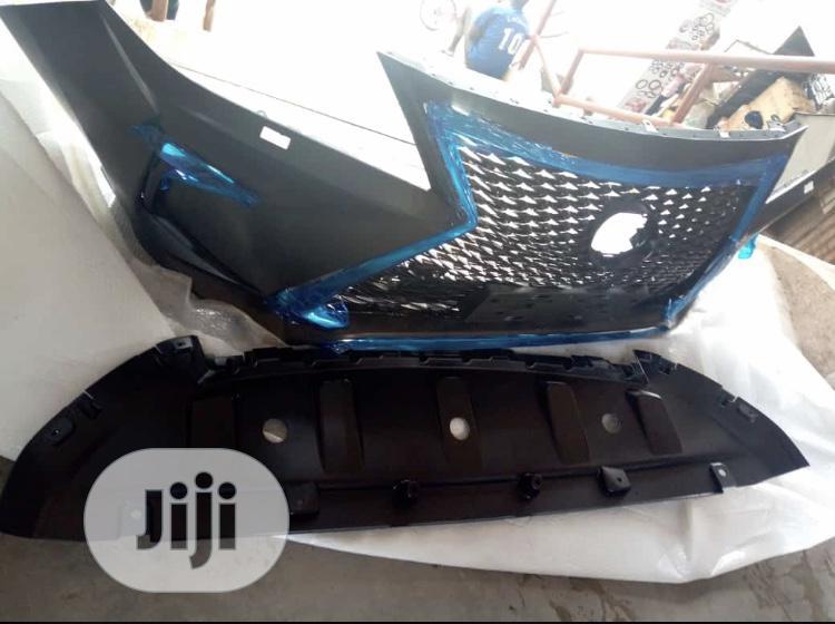 Archive: Rx 350 Convertion Kit Lexus Style 2018