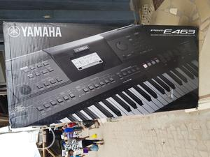 Yamaha Keyboard Psr E- 463 | Musical Instruments & Gear for sale in Lagos State, Ikeja