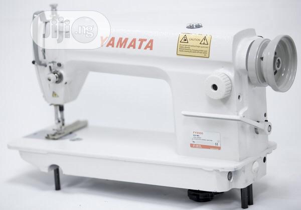 Yamata Industrial Straight Sewing Machine | Manufacturing Equipment for sale in Lagos Island (Eko), Lagos State, Nigeria