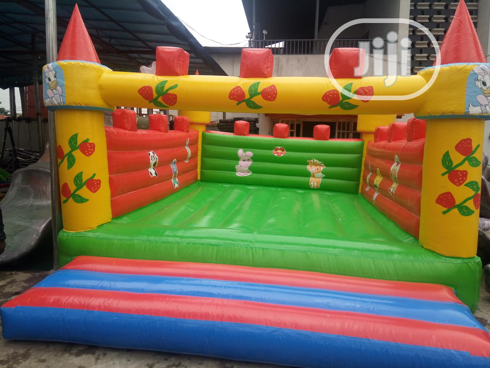 Big Outdoor Party Bouncing Castle For Sale