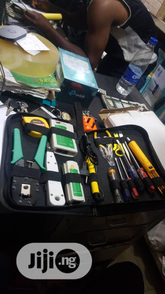 Networking Tool Box | Hand Tools for sale in Ikeja, Lagos State, Nigeria