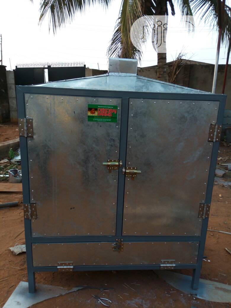 Dekoraj Farms 200kg Smoking Kiln/Oven