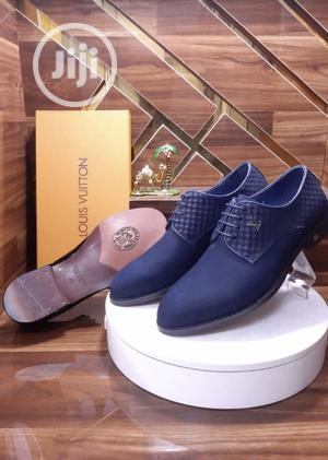 Louis Vuitton Suede Shoe for Men Available | Shoes for sale in Lagos State, Surulere
