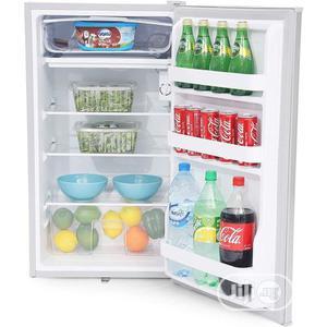 Midea HS121L (93-litre) Single Door Fridge - Silver | Kitchen Appliances for sale in Lagos State, Ojo