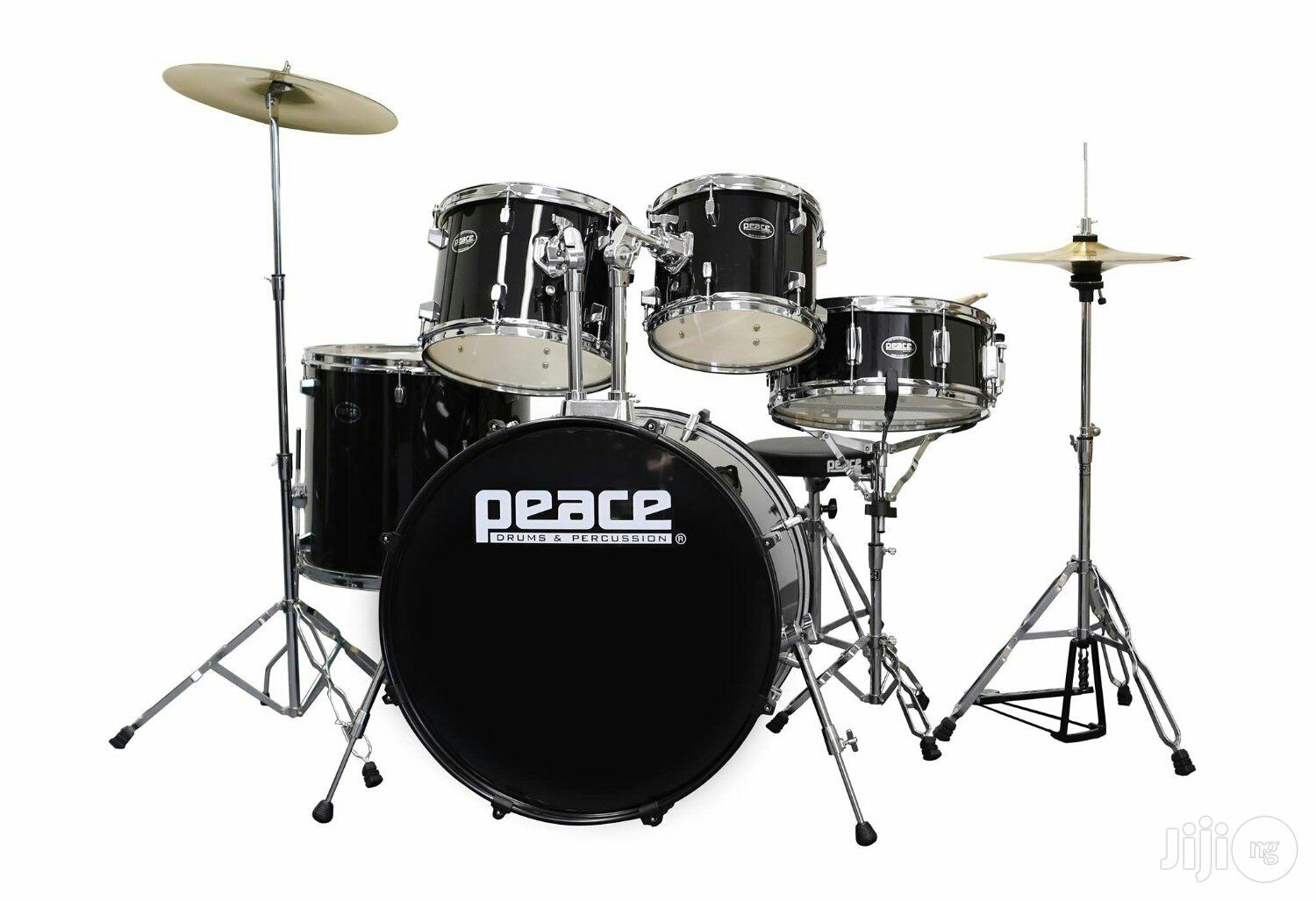 Original Peace 5 Set Drum  | Musical Instruments & Gear for sale in Ojo, Lagos State, Nigeria