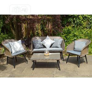 Exotic Outdoor Rattan Furniture W/ Uv-Resistance | Furniture for sale in Lagos State, Ikeja