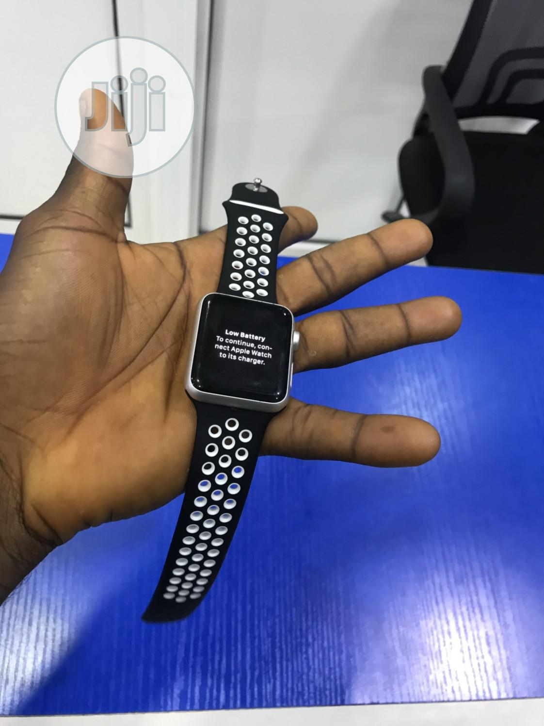 Apple Watch Series 1 38mm | Smart Watches & Trackers for sale in Ikeja, Lagos State, Nigeria