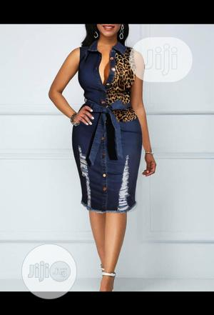 Jeans Gown | Clothing for sale in Lagos State, Lagos Island (Eko)