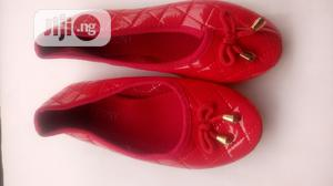 Girl Ballet Shoes, Red Leather | Children's Shoes for sale in Lagos State, Alimosho
