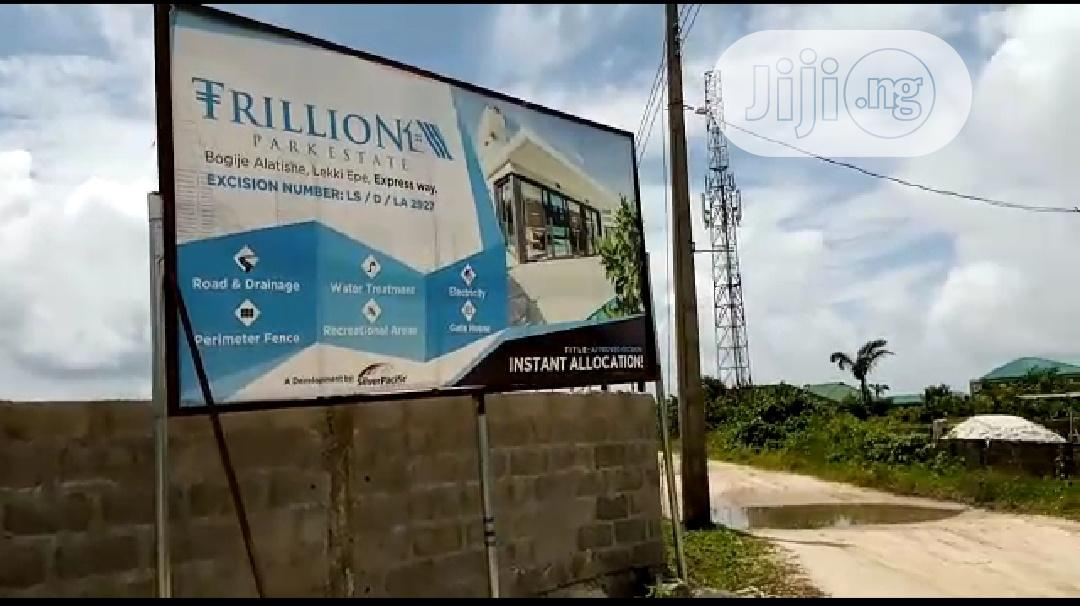 Land for Sale in Bogije Ajah | Land & Plots For Sale for sale in Ajah, Lagos State, Nigeria