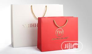 A3+ Sized Paper Bags For Beauty, Fashion & Clothing. | Manufacturing Materials for sale in Lagos State, Lagos Island (Eko)