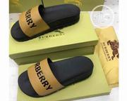Burberry Top Suede Slides   Shoes for sale in Lagos State, Lagos Island