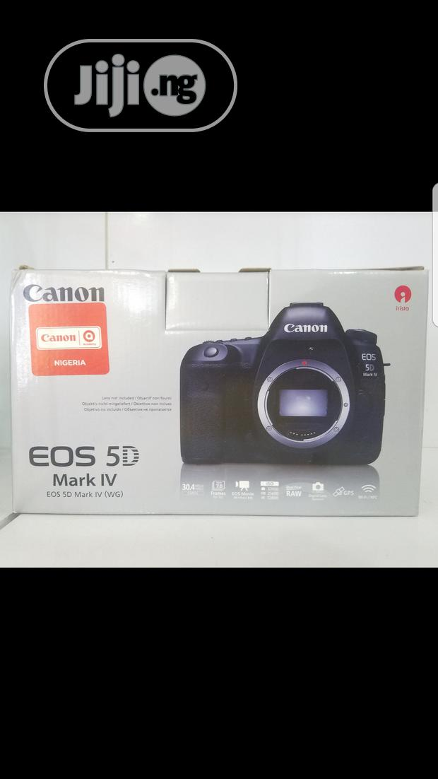 CANON EOS 5dmark IV