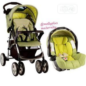 Baby Stroller And Car Seat   Prams & Strollers for sale in Lagos State, Ajah