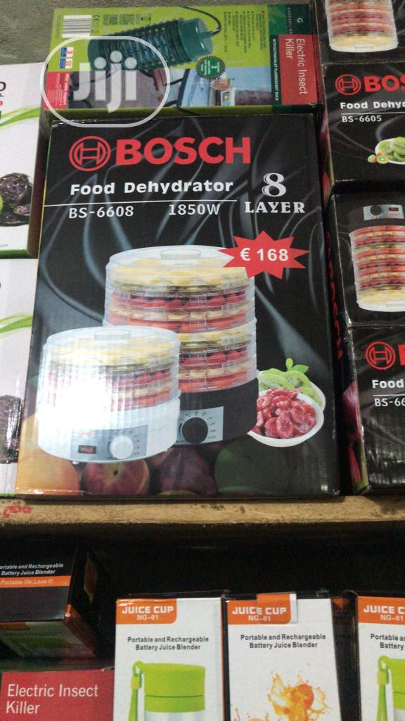 Archive: Food Dehydrator