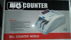 Brand New Imported Bill Counting Machine With Fake Currency Detector   Store Equipment for sale in Lagos State