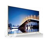 "Polystar 55"" Andriod Smart 4K HD TV: PV-LED55S6600 | TV & DVD Equipment for sale in Lagos State, Ojo"