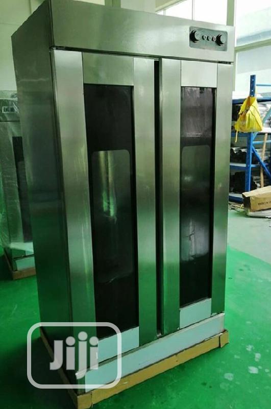 Industrial Dough Proofer Double Door